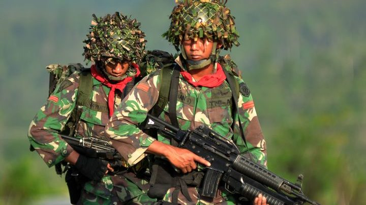 TNI says Papua Liberation Army's Mugi headquarters seized