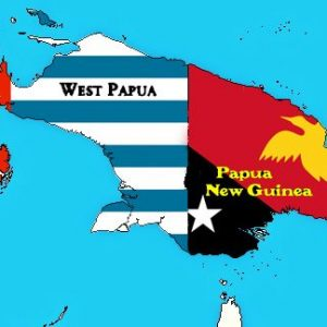 Take Back PNG, Give back West Papua, Richest black Christian nation