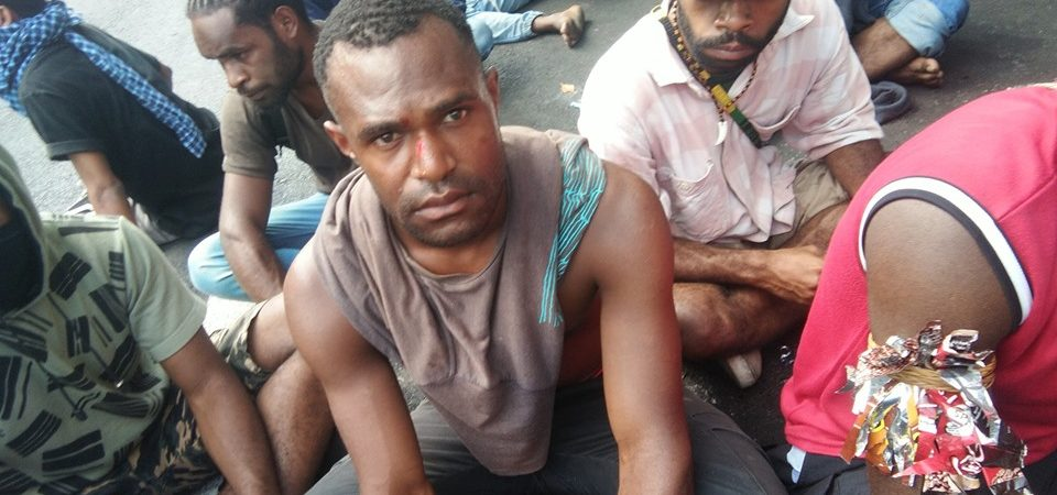 West Papuan students barricaded, detained and tear-gassed by police on Indonesian 'freedom' day