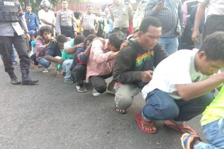 More than 150 West Papuans arrested in demonstrations – lawyer