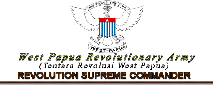 West Papua Revolutionary Army - Commander in Chief