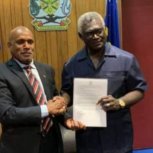 Solomon Islands and Vanuatu for United Nations to Visit West Papua