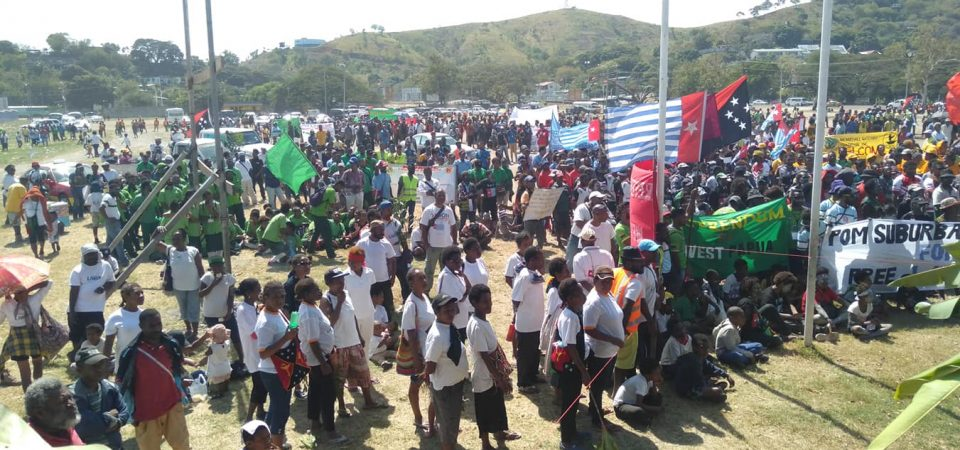 Indonesians supporting pro-independence West Papuan protests, human rights lawyer says