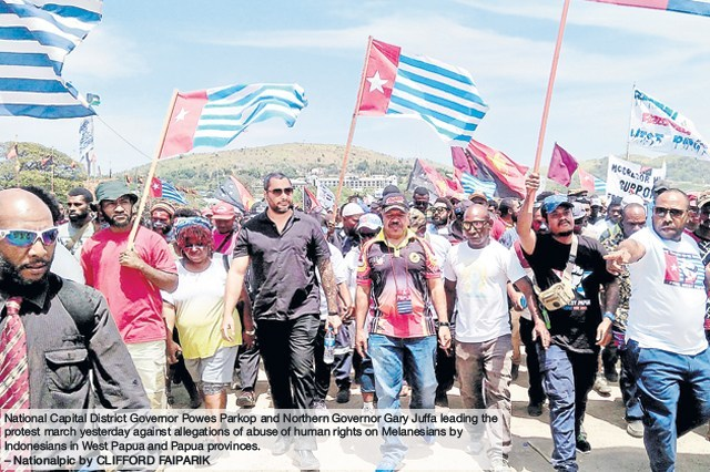 Calls to address human rights abuse in West Papua