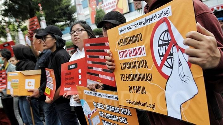Papua's Internet May Gradually Return to Normal Soon: Kominfo