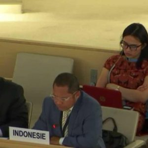 Indonesia working with UN rights chief on Papua visit