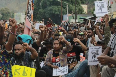 The history behind West Papua's resurgent political dissent