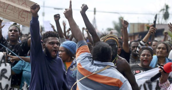 Shocking murders uncovered by Human Rights Watch as protests in Papua intensify