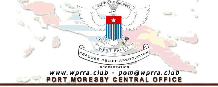 West Papua Refugee Relief Association (WPRRA)