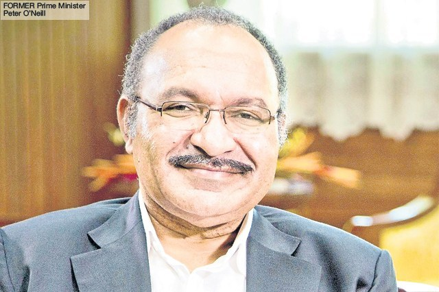 PNG's O'Neill sounds warning on eve of Bougainville referendum