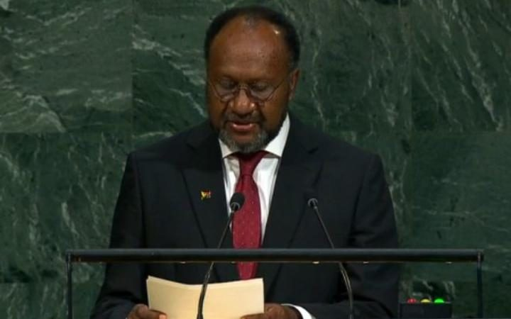 Vanuatu PM calls for UN action on West Papua