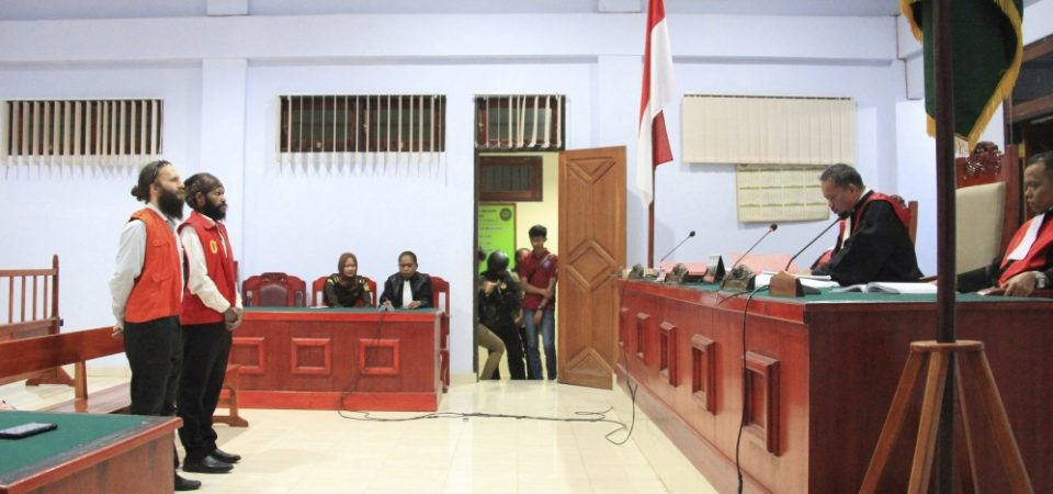 Pole jailed in Indonesia's West Papua faces 'declining health'