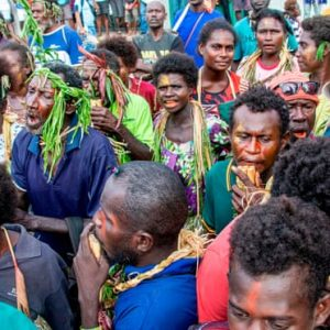 Bougainville referendum: voting begins amid scenes of jubilation