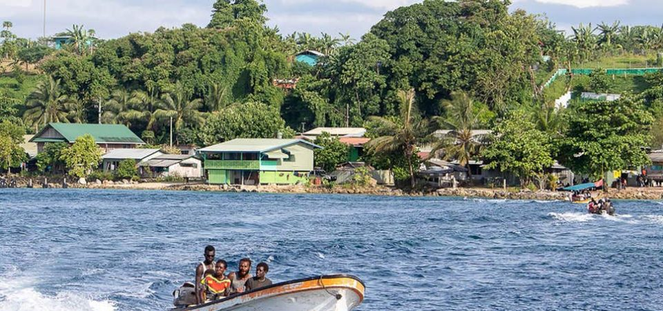 Bougainville: World's newest nation expected to form as islands vote in independence poll