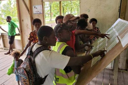Bougainville Referendum: Applications for postal voting open