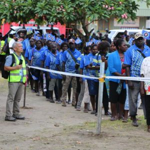 Expectations high as Bougainville referendum gets underway