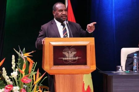 PNG leaders cautious ahead of Bougainville vote