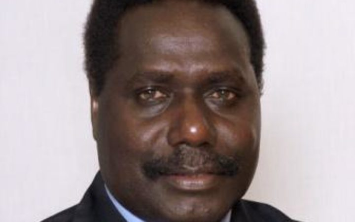 Former Bougainville president backs independence