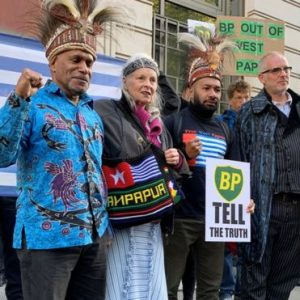 Papuans rally for independence from Indonesia as group declares government in exile