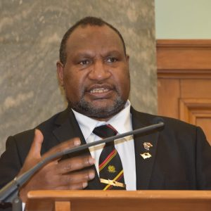 PM James Marape: I have noted a public conversation I held going viral