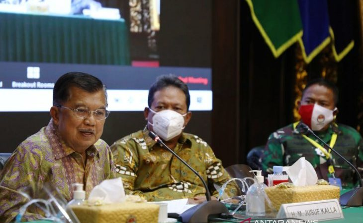 All violent conflicts can be resolved peacefully: Jusuf Kalla