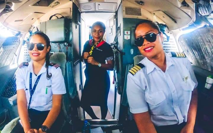 She Is A Vlogger, A Pilot and Passionate Woman Advocate