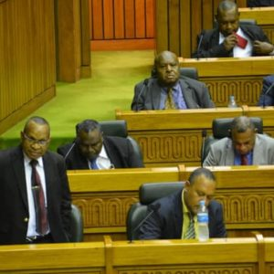 Papua New Guinea stands by for new government after MPs abandon James Marape