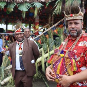 East Sepik Governor Allan Bird Made His Stance Clear
