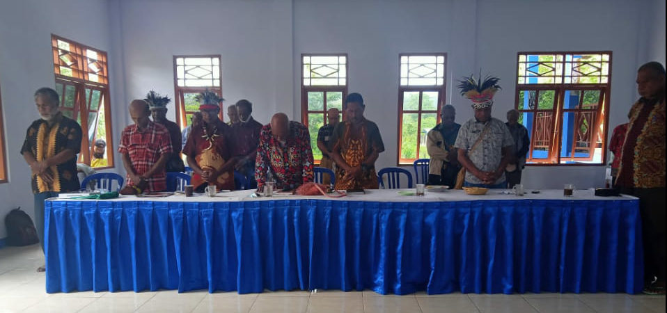 Approaching 100%, All Papuans Declare Their Rejection of the Papua Special Autonomy Law (UU)