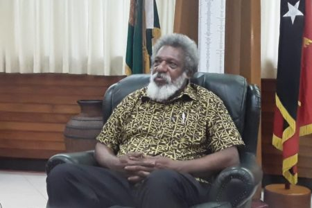 Papua New Guinea Speaker Recalls Parliament at 10AM Tomorrow