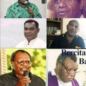 After Killing Tens of Catholic Priests, This Month Only 8 Papuan-Indos Officials Killed