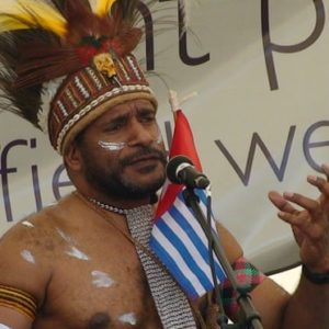 West Papua liberation leader says province 'will not bow down' to Indonesian rule