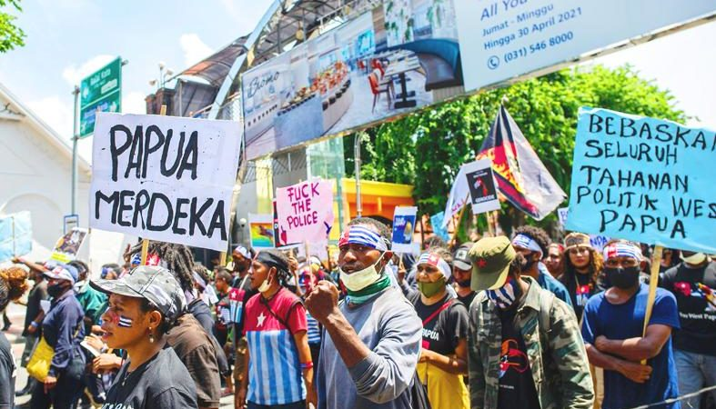 West Papua independence advocates pick head