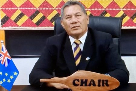 Pacific Forum chair seeks consensus on secretary general