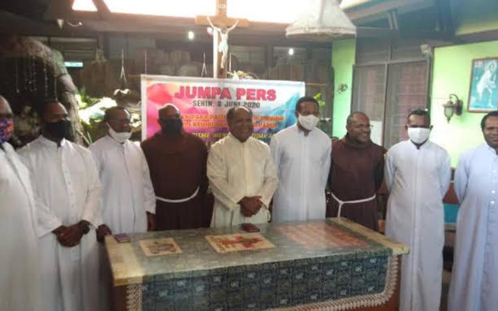 West Papuan priests call for dialogue to end violent conflict