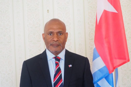 West Papuan leader calls for all forces to unite behind government in waiting